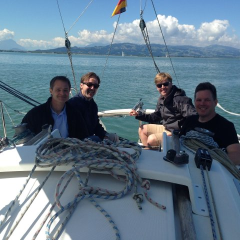 Segelschein Bodensee